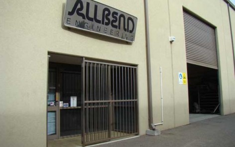 Allbend Engineering premises photo